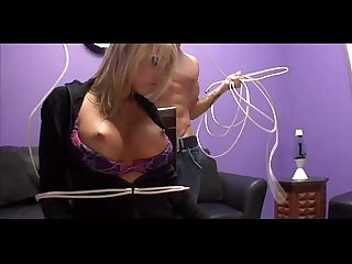 Shawna Lenee Gets More Than She Bargained For - HD