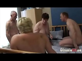Matures group sex compilation