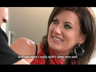 Mom working milf wife gets fucked by http cams18 org