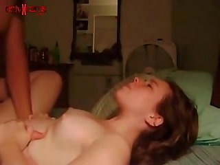 Teen self cam fuck part 2