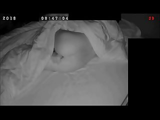 Spying brother sleeping with his dildo hidden cam 5 hours