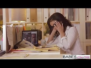 Babes - Office Obsession - (Chad White, Dillion Harper) - Tangled Up in You