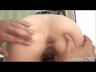 Explosive asian oral pleasure and anal fuck