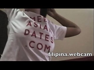 Asian-Webcam-Models in hotel Filipina hookers get naked huge tits