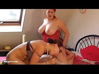 Zwei geile tanten Ficken mit ihrem neffen avapink com