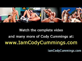 Bisexual pornstar hunk cody cummings