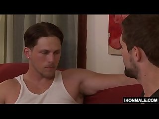Griffin barrows seduces straight roman todd