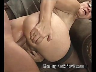 Granny and milf fucking at home
