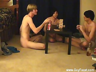 Bollywood gay twink this is a superb shaft blowing session for benji