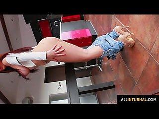 Antonya big tit girl getting fucked