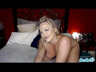 CamSoda - Alexis Texas Spread Eagle Masturbation