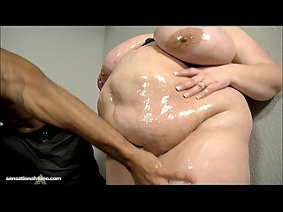 Mandy majestic fucks her first big black cock