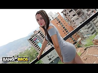 Bangbros Young colombian Amateur valeria wants to be A Pornstar