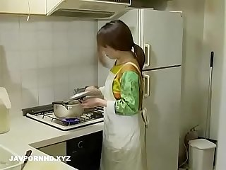 Thief Force fucking japanese housewife