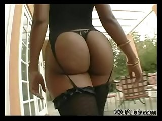 Thick Black Anal Mistress
