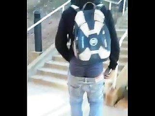 Backpack stripe sagger