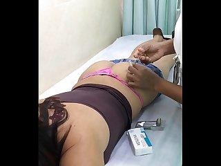 Visita doctor bien sexy