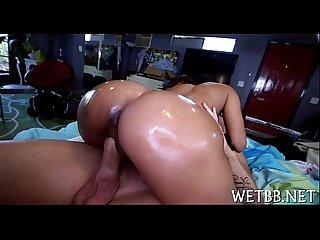 Big corpulent black porn