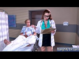 Sex adventures on tape between doctor and patient veronica vain Video 30