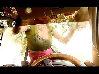 indian village Bhabhi washing car uncut exclusive scene must watch