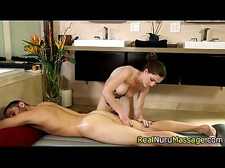 Wam pretty masseuse fuck