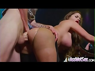 Big Butt Girl (Cathy Heaven) Get Oiled And Deep Anal Nailed On Cam video-14