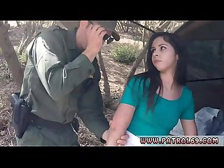Fully naked outdoors Border-hopping Latina mega-slut Taylor got