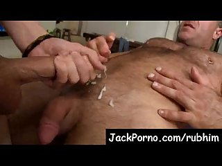Gay massage with happy ending rub him video2
