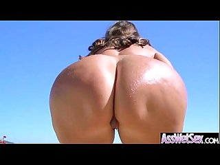 Hard Anal Intercorse On Cam With Big Round Oiled Ass Girl (ava addams) mov-06