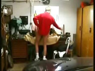 bbw hairy russian mom fucks boy in garage hq porn