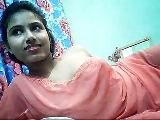 Hot Desi cam girl boobs show 0