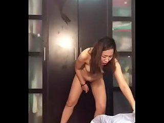 리�??�?� RI Ye Hung | She is trained and orgasm at her own pleasure 3