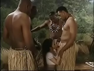 Jungle Fever african tribes