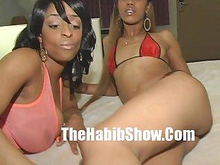 Exclusive footage pornstar misty stone Carmen hayes sex scene