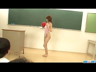 Yui Misaki provides amazing blowjob on cam
