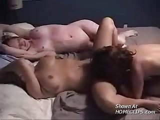 Cj group amateur lesbian threesome part 3