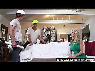 Brazzers brandi love S the contractors brandi love and michael vegas and
