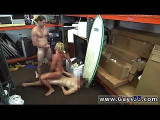 Gay older men mpeg Blonde muscle surfer boy needs cash