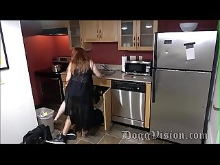 Maintenance Man Creampies Cheating Wife