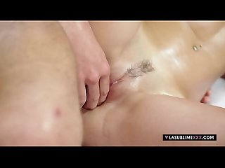 LaSublimeXXX Connie Carter's special oil massage