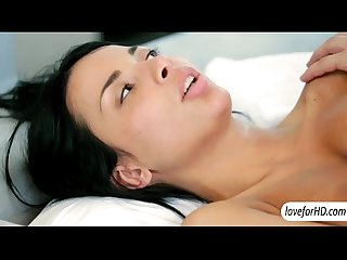 Natural perfect tits anissa kate gets both holes screwed