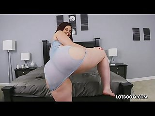 Fat ass bbw virgo peridot gets banged by black dick