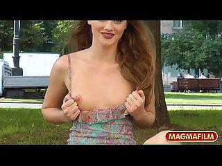 MAGMA FILM Cute innocent teen