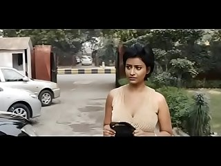 Two Indian girls going lesbian on each other || Interracial couple India||..