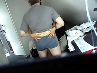 My divorced mom has fun with boy friend hidden cam