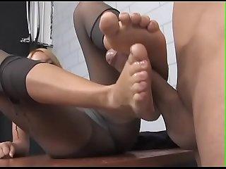 masturbazione con la mano