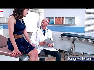 Hardcore Sex act between doctor and hot slut patient cytherea Mov 05