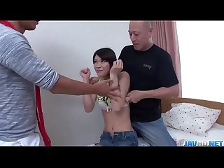Akubi yumemi feels amazing in pure bondage scenes more at javhd period net