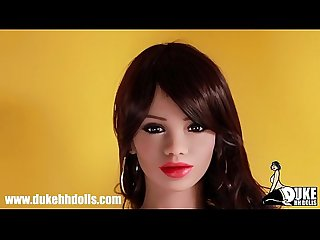 Sexy life sized sex doll