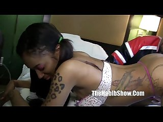 Petite lady kreme gets fucked by bbc redzilla